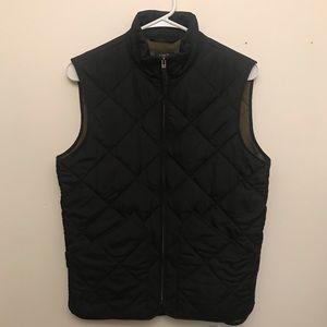 J Crew light puffer vest